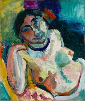 The Gypsy, Henri Matisse