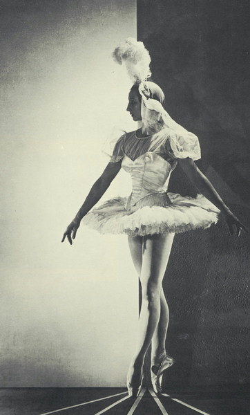 Alexandra Danilova, Prima Ballerina, Ballet Russe