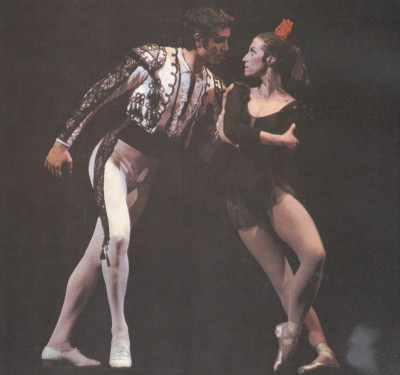 Maya Plisetskaya, Prima Ballerina Asoluta