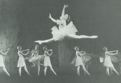 Maya Plisetskaya, Prima Ballerina Absoluta