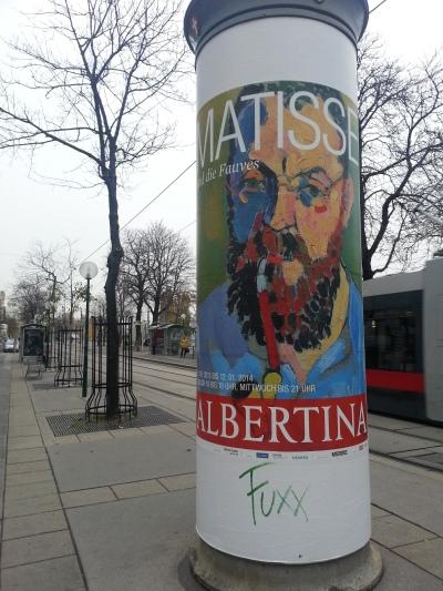 Vienna, Albertina Musuem posters