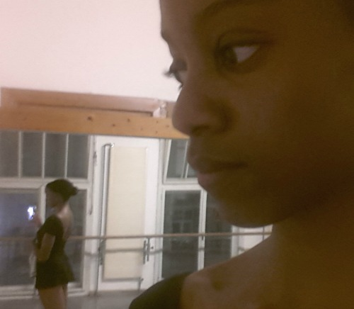 on ballet and the left side STK