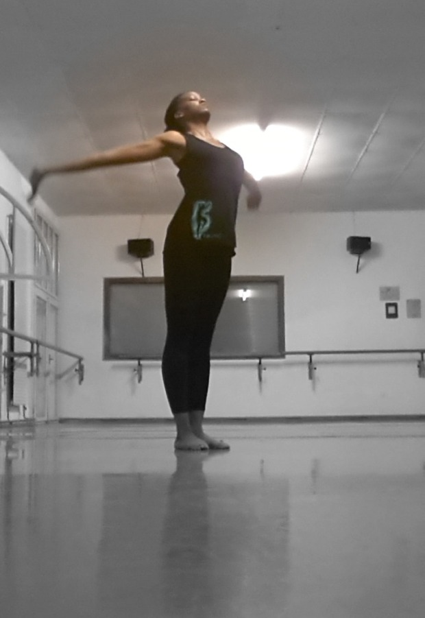 Dance helps your body and mind unfold!